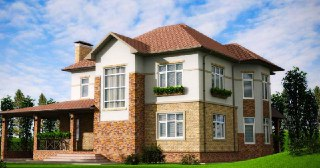 Фасадные работы Смоленск цена от 256 руб. м2